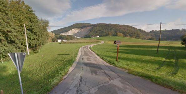 Rekonstrukcija javne poti Stranice - center