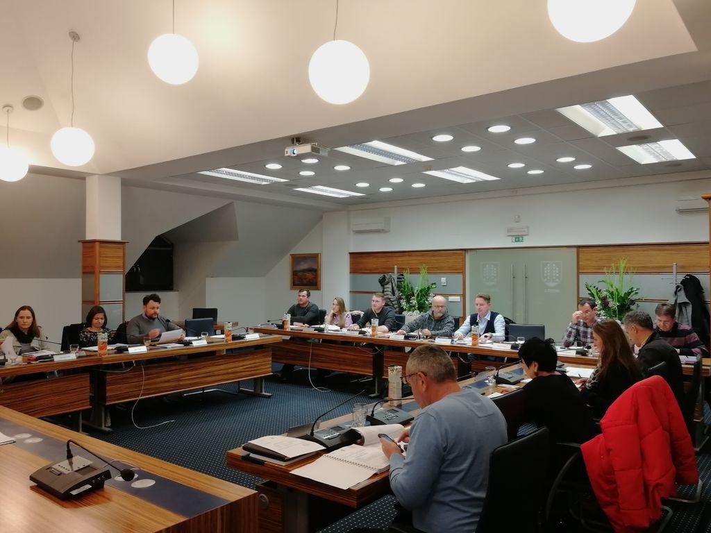 2. redna seja Občinskega sveta Občine Brezovica