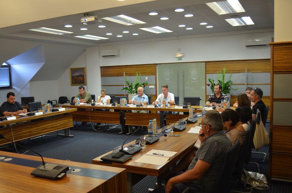 5. redna seja Občinskega sveta Občine Brezovica