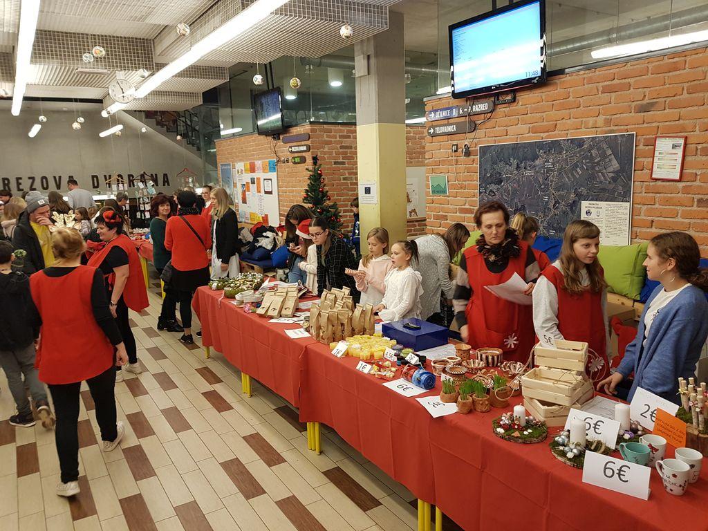 12. dobrodelni bazar županovega sklada