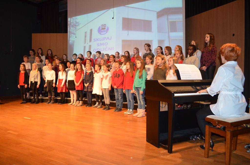 Slovesno odprtje prizidka k Osnovni šoli Brezovica