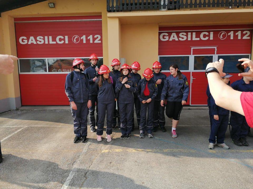 PGD Vučja vas - udeleženci Državnega gasilskega tekmovanja