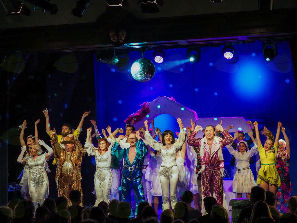 Mamma Mia! - 3. abonmajska predstava gledališkega abonmaja komedije - Predstava je razprodana