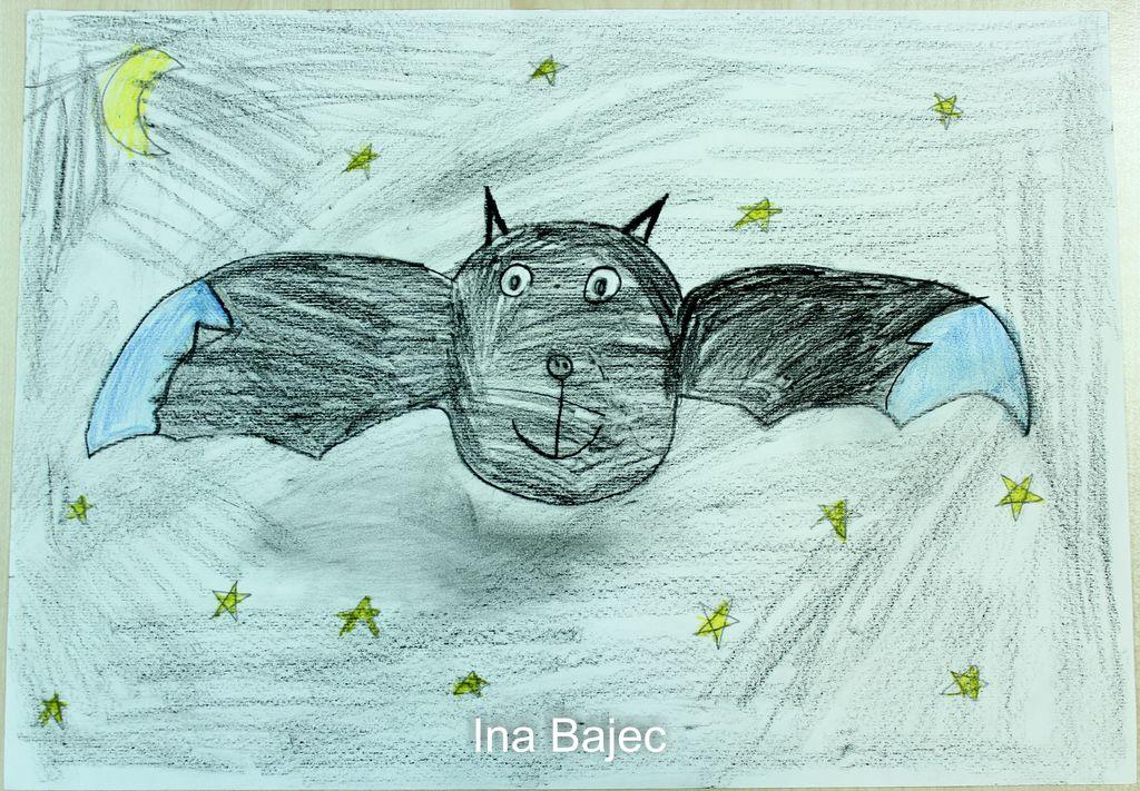 """Zaključek likovnega natečaja """"Navadni netopir"""" v okviru projekta KRAS.RE.VITA"""