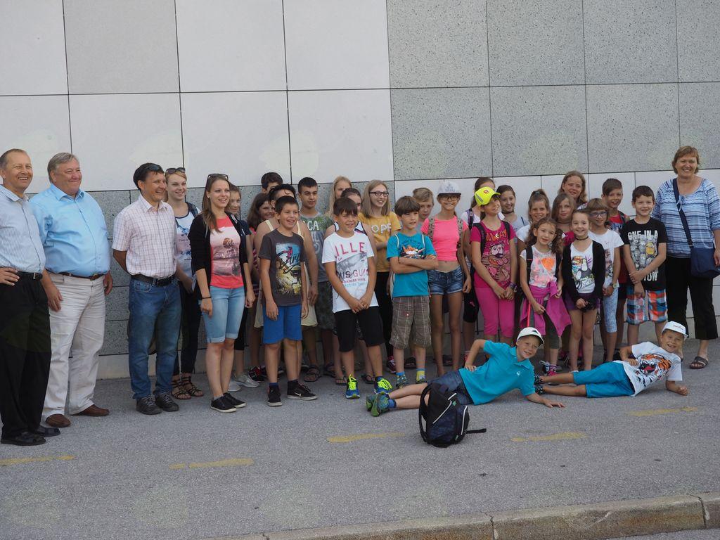 S pomočjo Rotary kluba Logatec na zanimive počitnice