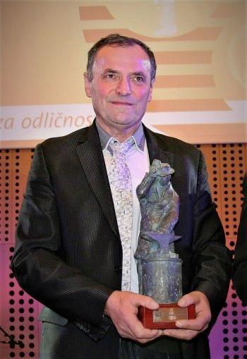 Slavko Kržišnik je Obrtnik leta 2017