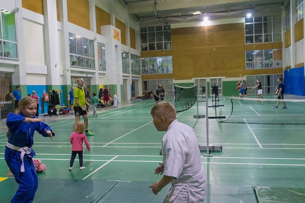 Dan odprtih vrat Občine Logatec zadovoljil športne  navdušence
