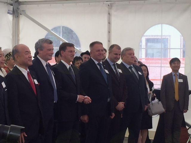 Na območju Klia bo do aprila 2019 zrasla visokotehnološka tovarna Lanstroff