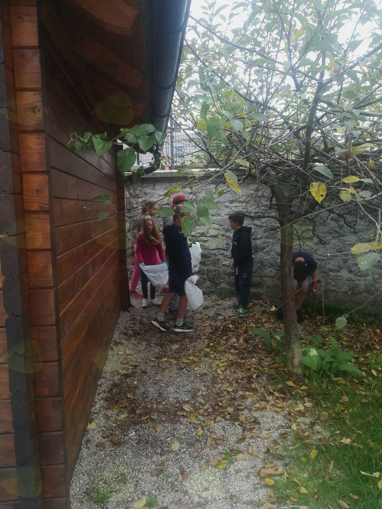 Čistili in ozaveščali smo tudi v Logatcu