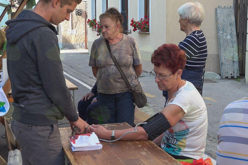 Fotoutrinki dogajanja ob Dnevu brez avtomobila v Logatcu 2018
