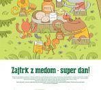 Ne pozabite na Dan slovenske hrane in tradicionalni slovenski zajtrk