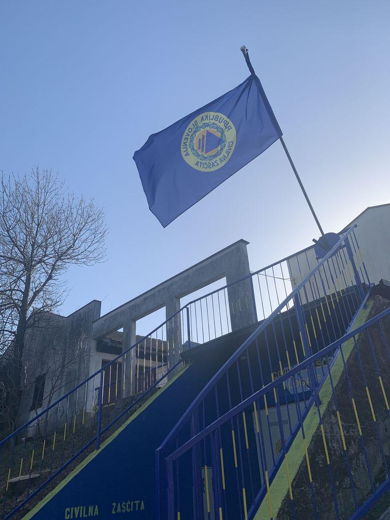 Prvi marec je svetovni dan Civilne zaščite - Civil Protection (CZ).