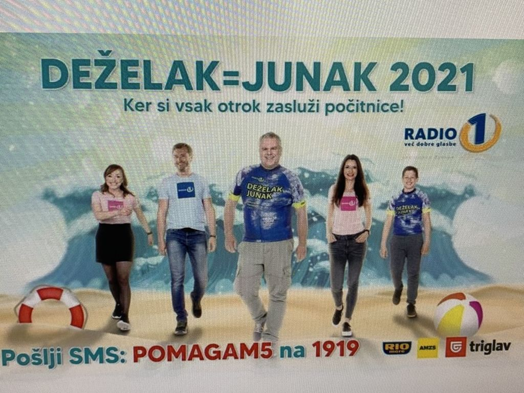 Deželaka Junaka jutri čaka nov izziv v Logatcu