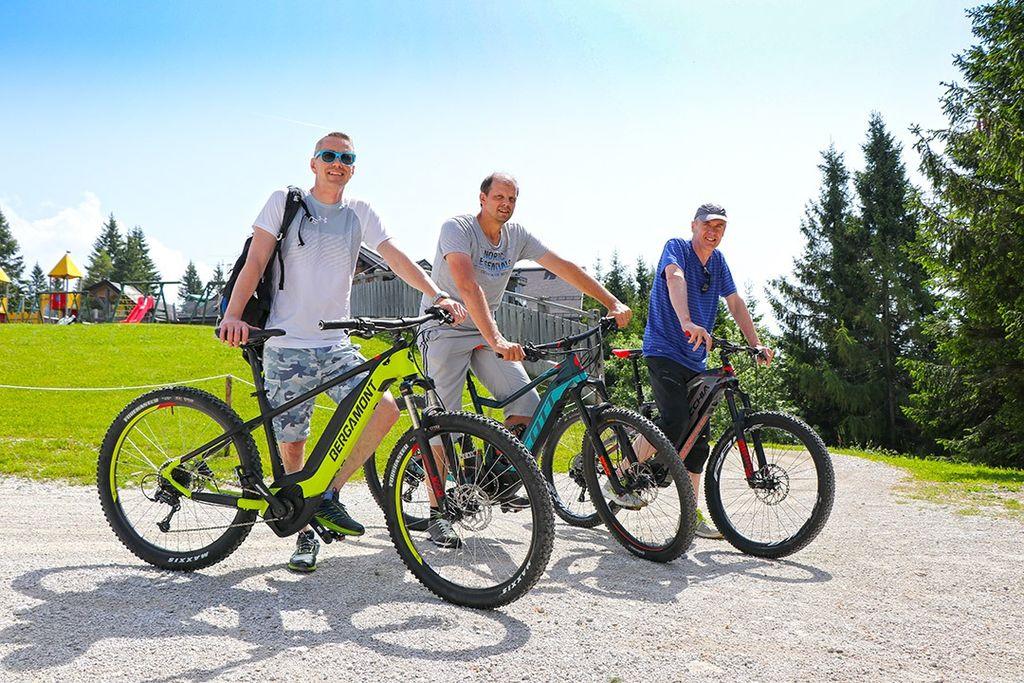 LAS s CILjem je v okviru operacije »E-nostavno na kolo« predstavil dobre prakse s področja kolesarstva na območju LAS-a