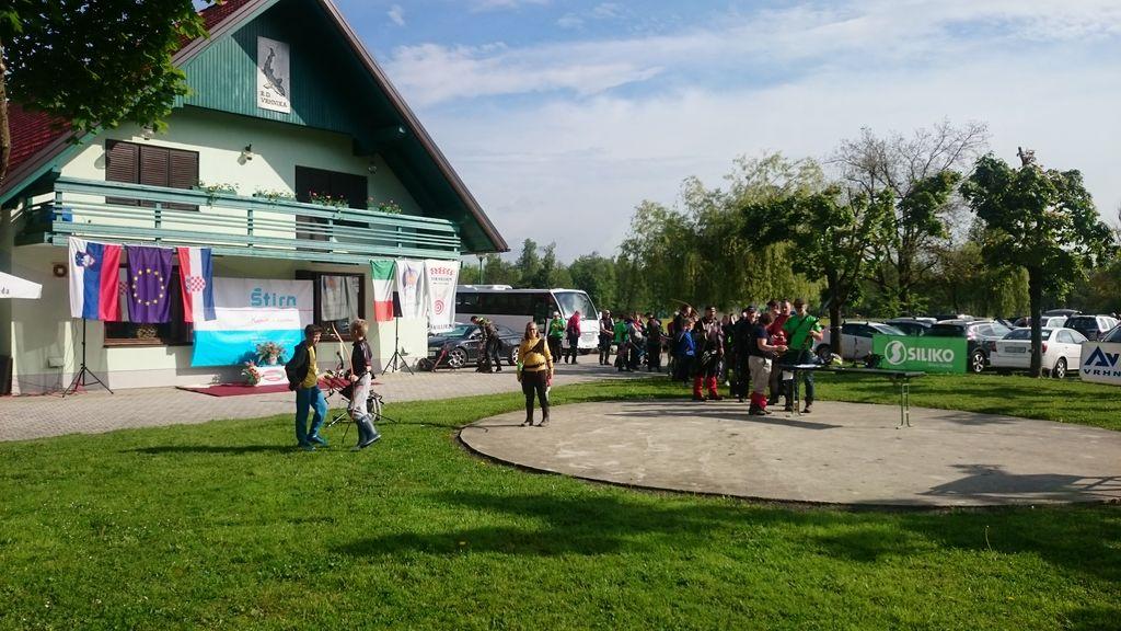 Špotno društvo VLR VILIJEM organiziralo veliko lokostrelsko tekmovanje