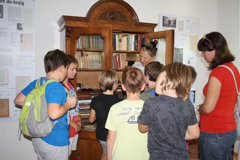 Počitniške dejavnosti v Lavričevi knjižnici