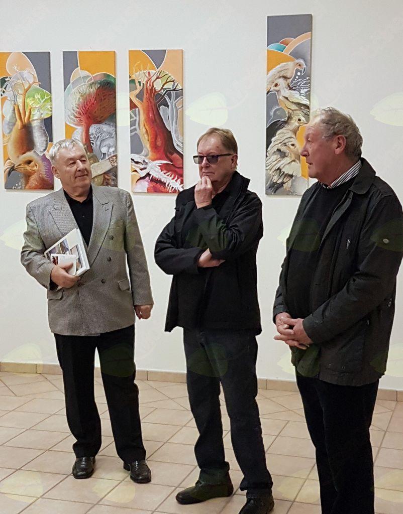 Iztok Premrov, Brane Jazbar in Ivan Princes Foto Romeo Štrakl