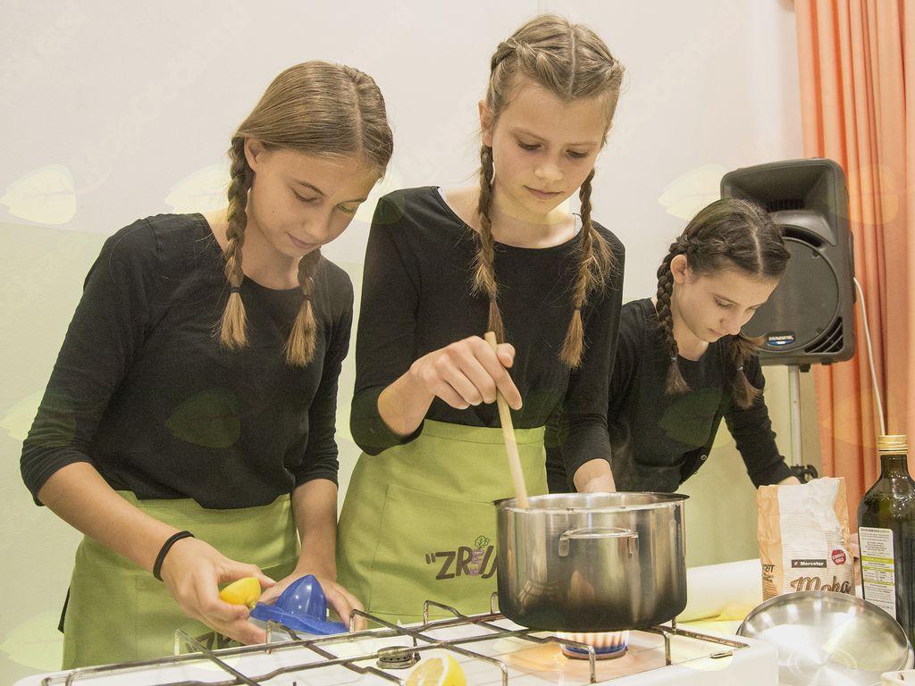 'Zrij rejpo' - več kot le kuharsko tekmovanje!
