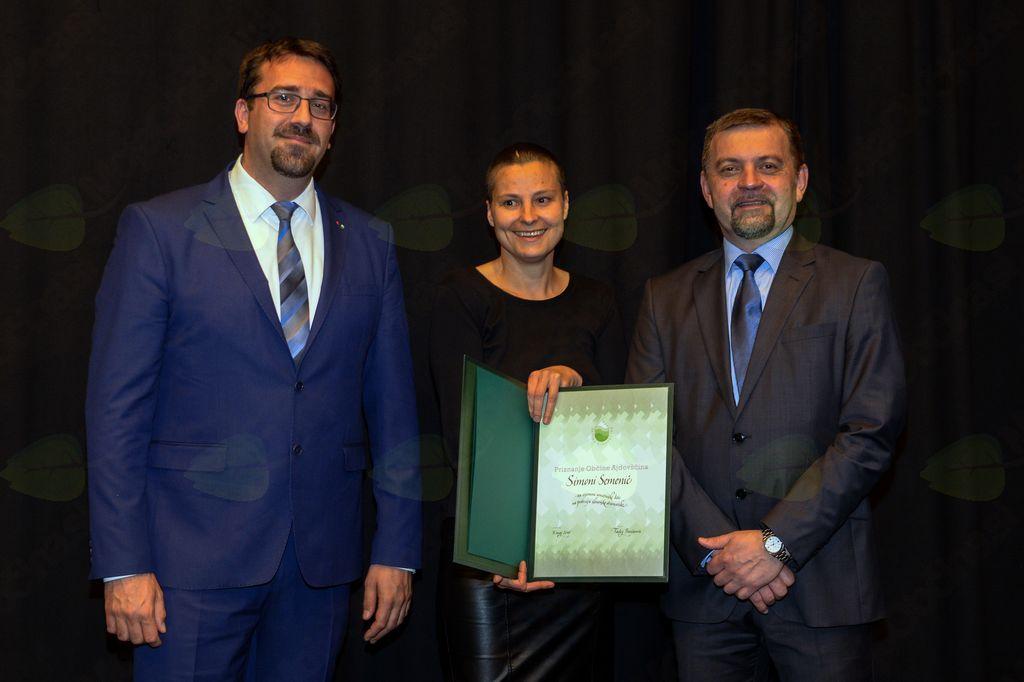 Simoni Semenič še nagrada Prešernovega sklada