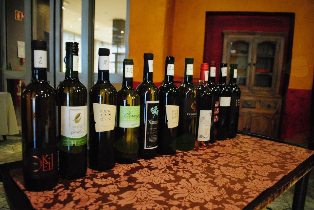 Imenitna vinska bera
