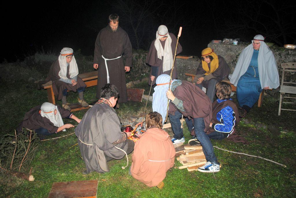 Božična zgodba v Vipavskem Križu