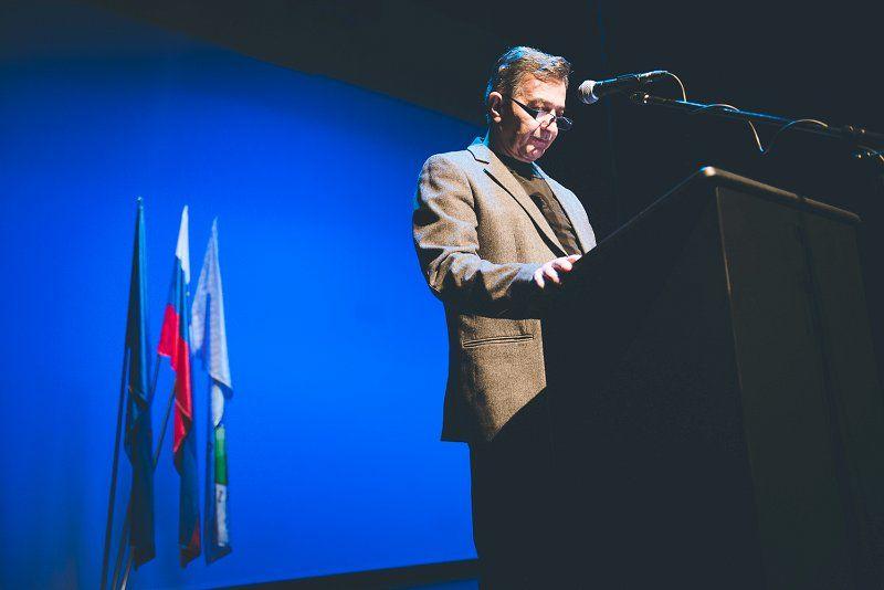 Govor Azada Karima ob kulturnem prazniku
