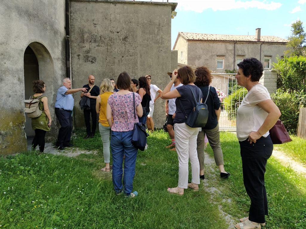 Odvijanje projekta Domače in umetnostne obrti: dediščina in sodobnost v času koronavirusa