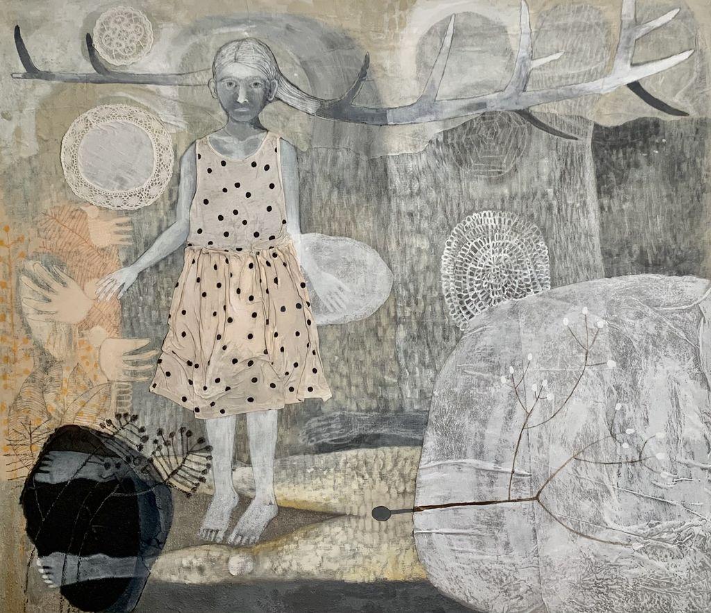 Anja Kranjc: Utelešanje divjine I
