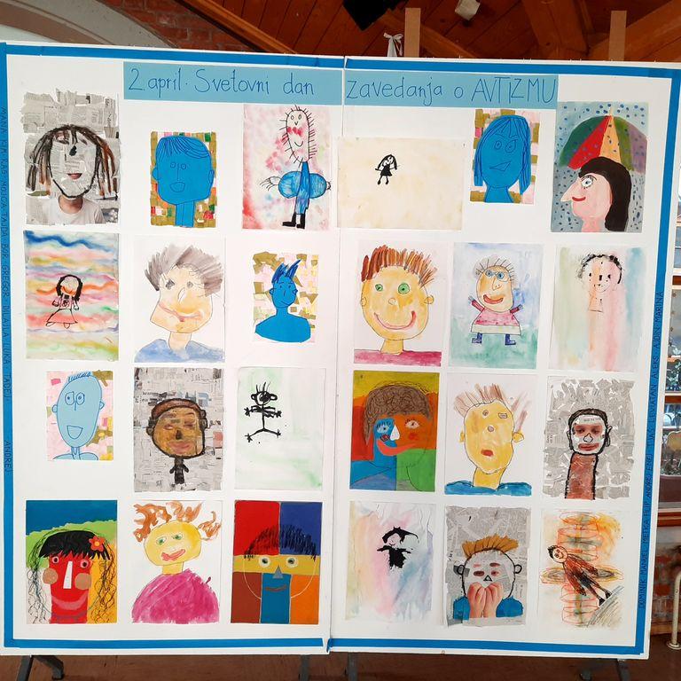 Svetovni dan zavedanja o avtizmu