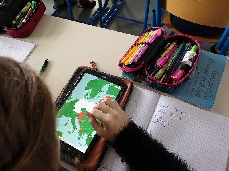Inovativna pedagogika na OŠ Col