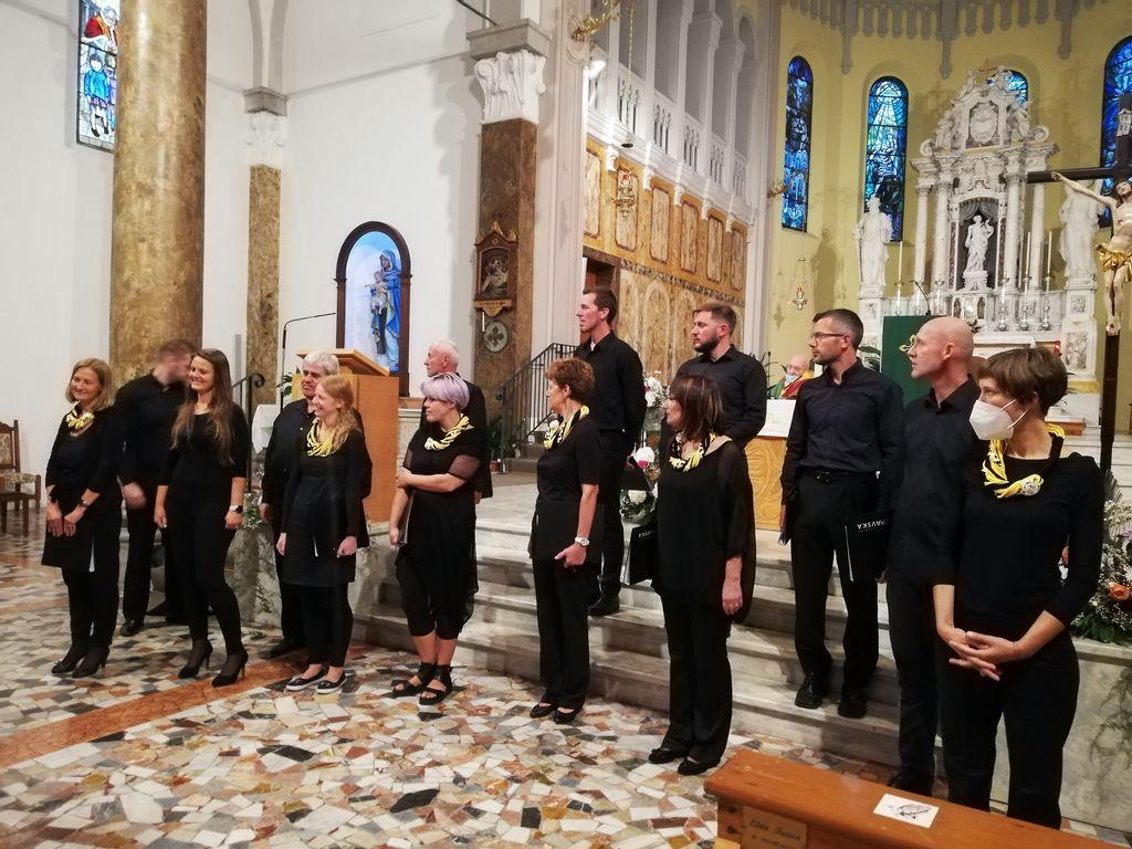 Komorni zbor Ipavska v Benečiji