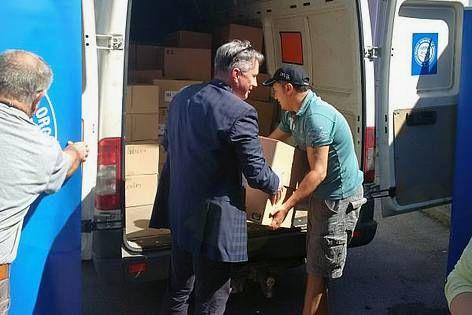 Stanje - Izpostava azilnega doma v Logatcu