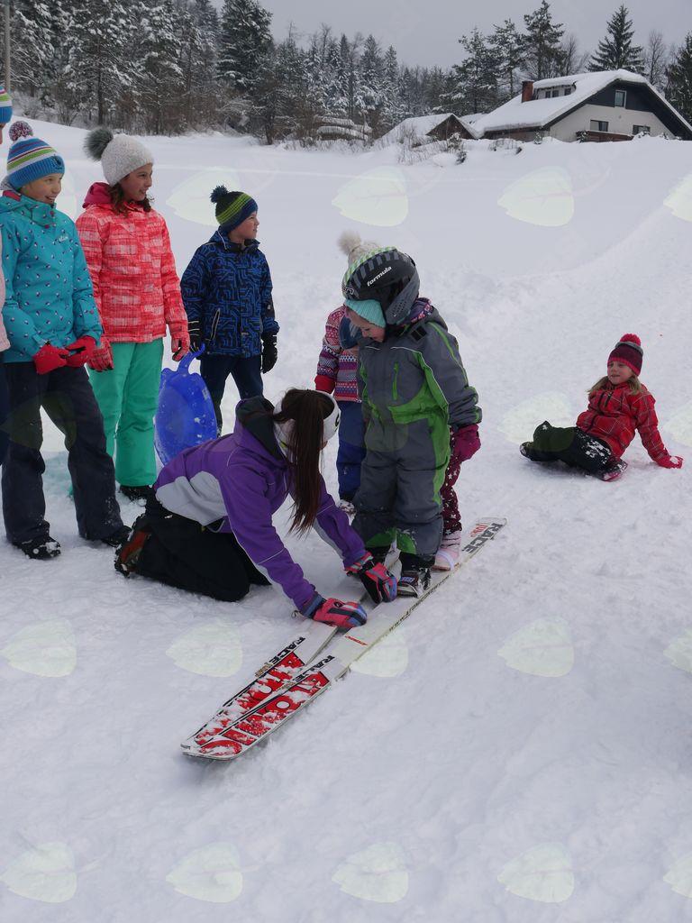 Foto: Mojca Lukan (Snežni dan)