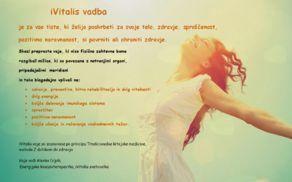 Predstavitev iVitalis vadbe