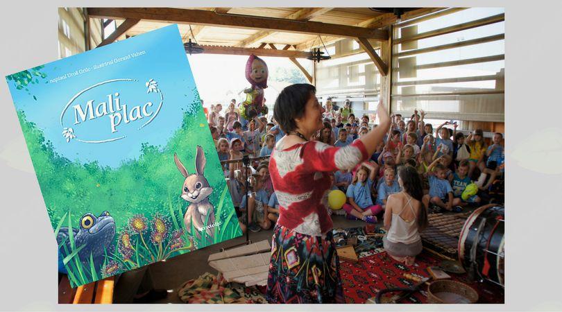 Dogodki in prireditve za otroke na razstavi Moja Ljubljanica
