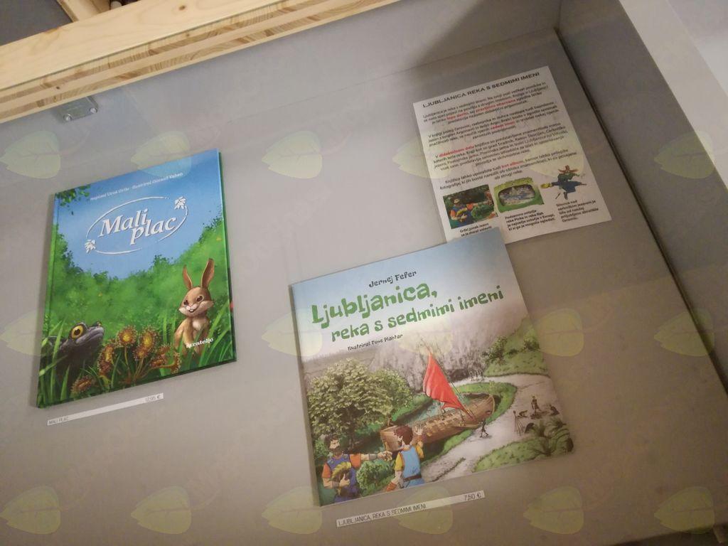 Muzejska trgovinica Moja Ljubljanica ponovno odprta
