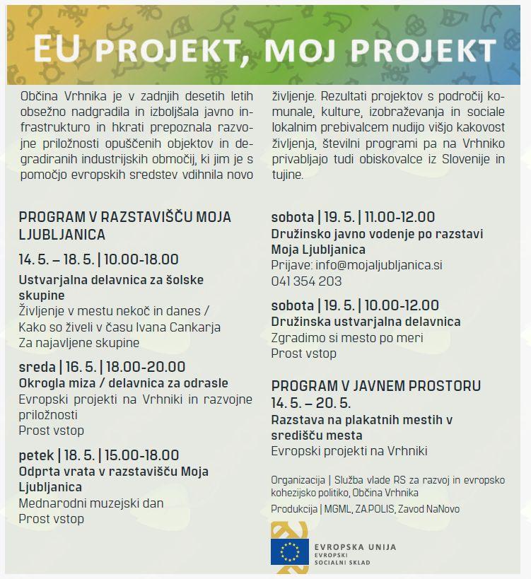 EU projekt, moj projekt