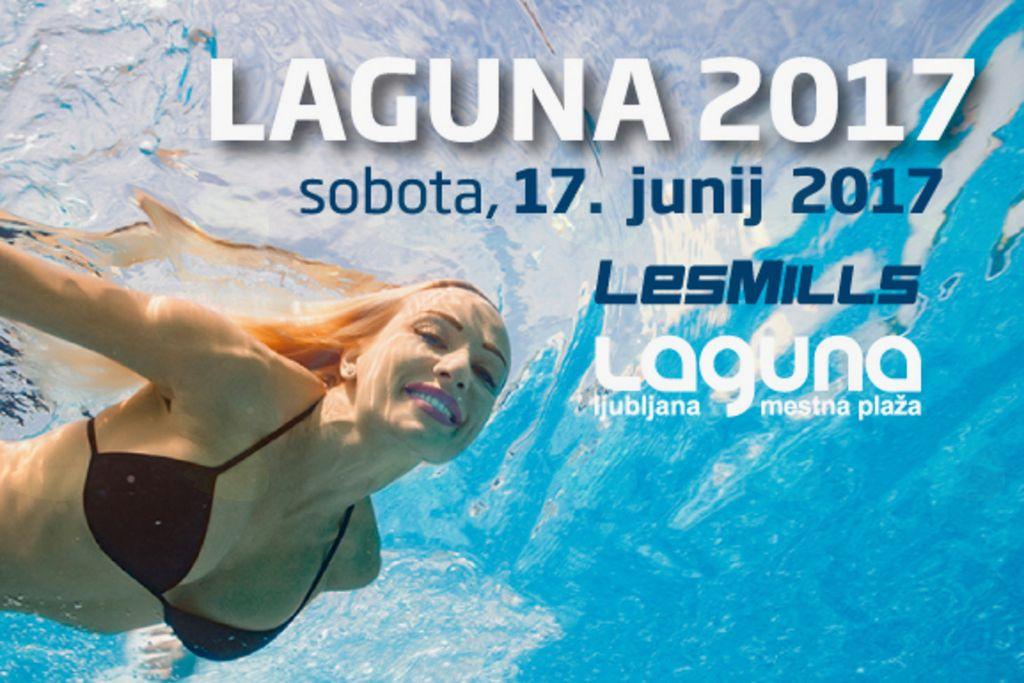 DAN ZA FIT TELO | Otvoritev poletne sezone Laguna Mestna plaža Ljubljana