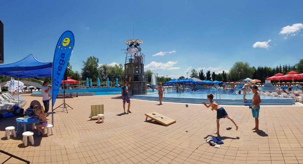 LAGUNKO DRUŽINSKO OTROŠKI DAN | Laguna mestna plaža Ljubljana