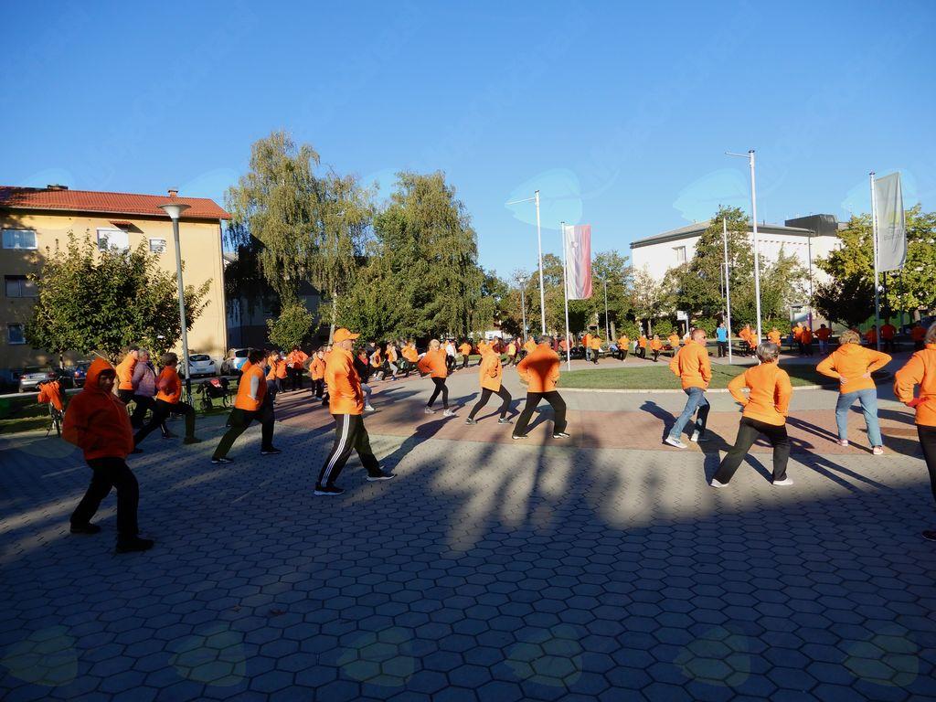 Vaje 1000 gibov po metodi Nikolaya Grishina.