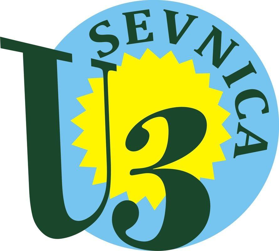Znak Društva Univerza za tretje življenjsko obdobje Sevnica