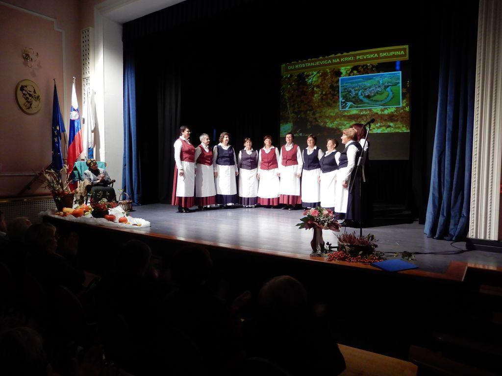 Pevke pod Gorjanci