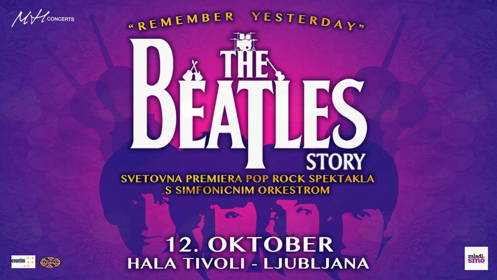 Remember Yesterday - The Beatles Story / Hala Tivoli, Ljubljana