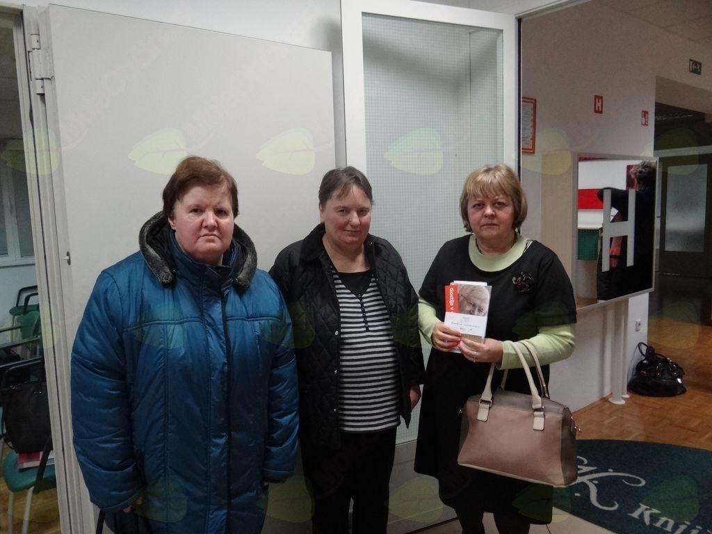 Stanovalci DUO Impoljca smo sodelovali pri projektu Posavci beremo skupaj
