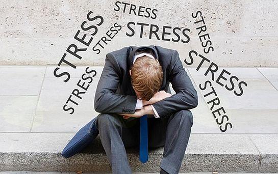 STRES in samopomoč