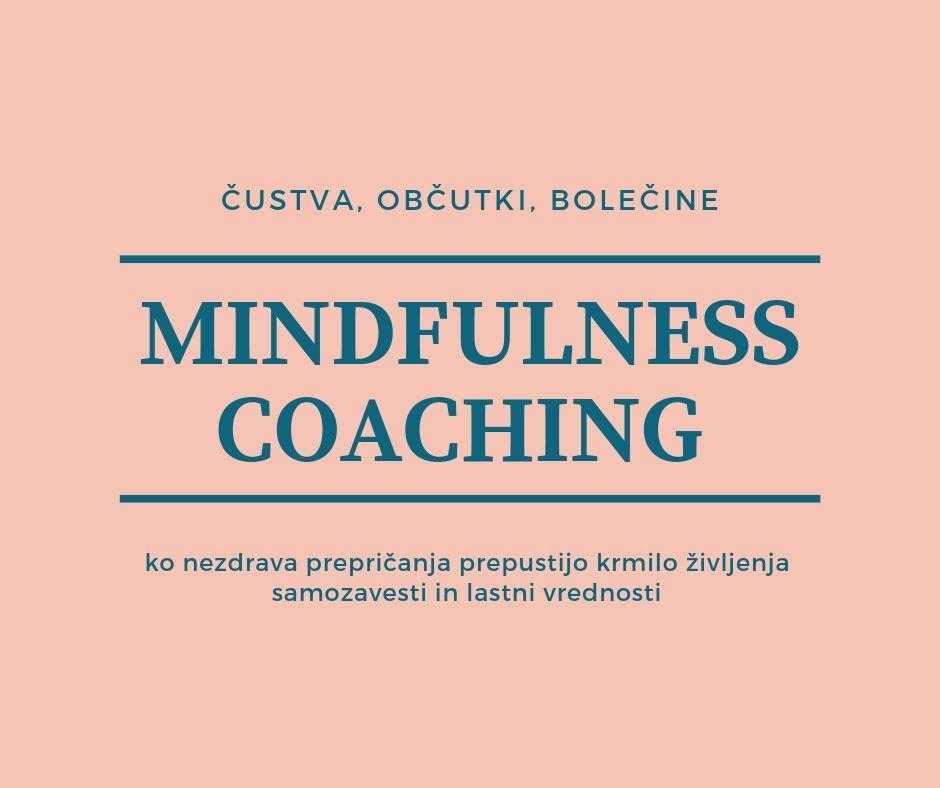 Coaching Čuječnosti z AlenkoDi tudi On-line