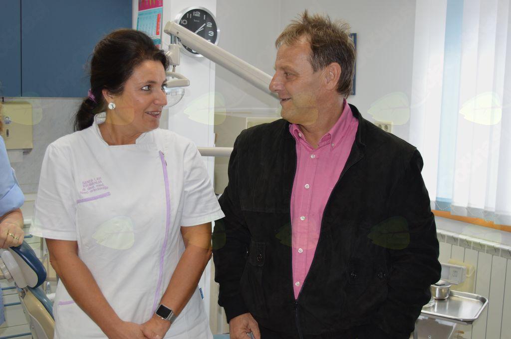 glavna borca za ortodontsko ambulanto v Bovcu