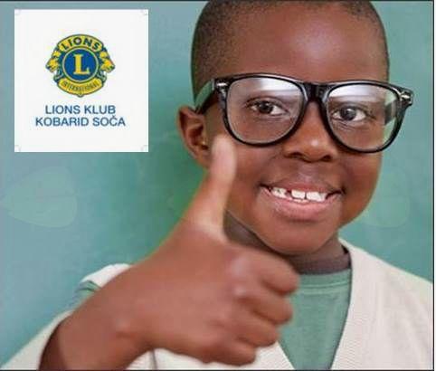Darujmo rabljena očala in pomagajmo!