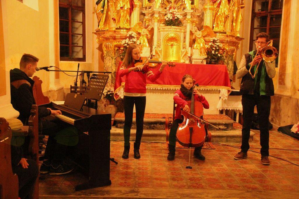Božični koncert pri svetem Urhu