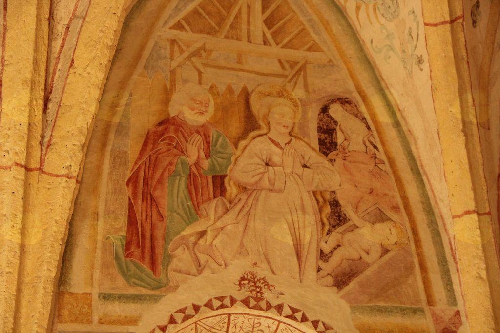 Cerkvene poslikave dobile končno podobo